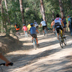 mountain bike a Bidderosa per Foreste Aperte
