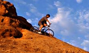 Escursione in mountain bike